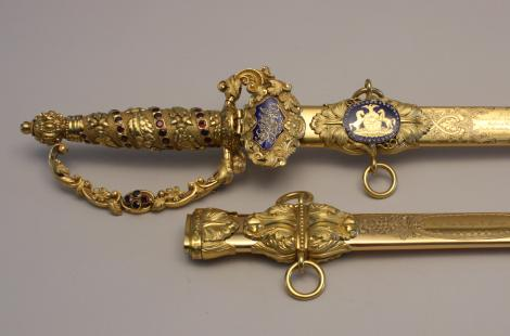 General Meade presentation sword AT (2)